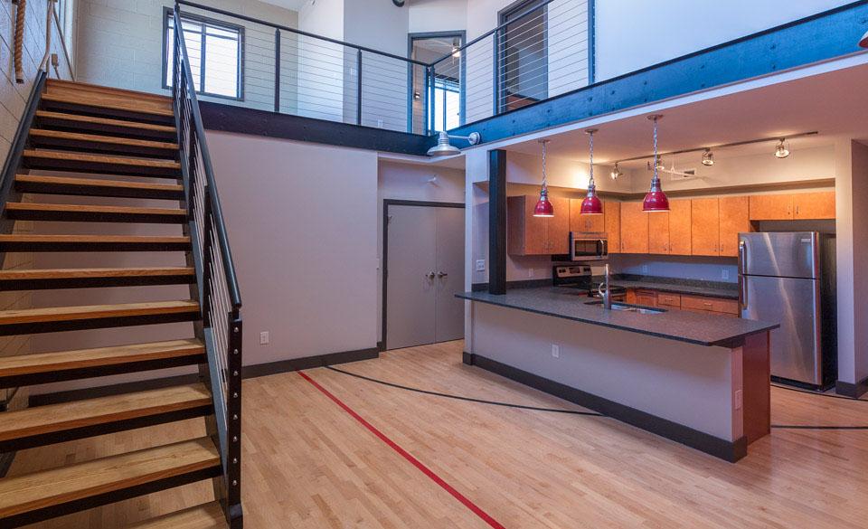 The Locker Room Lofts Roanoke Va